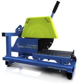 BS 350 Droog zaag machine