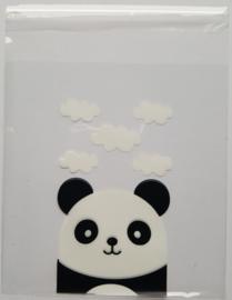 Zakjes - panda in de wolken - per 5 stuks