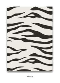 Kaart - Zebraprint