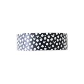Masking tape - Dots & Hearts