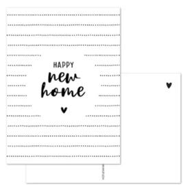 Kaart - Happy new home