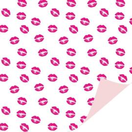 Inpakpapier - Kiss me Tender - 2m/50cm