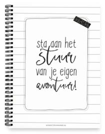 Planner - Planboek - hardcover