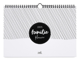 Planner - Familie - A4 - 2021