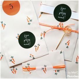 Set - SINT - Carrots - 18-delig