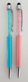 Pen - Touchscreen balpen - blauw