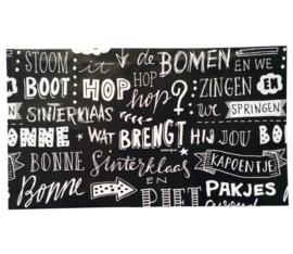 Kadozakjes - Sint - Bonne bonne - 12x19 - per 5 stuks