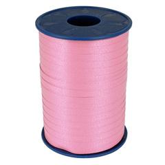 Lint - krullint zacht roze 5mm - 3m