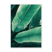 Kaart & Envelop - oh la la.. - B&B
