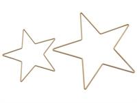 Accessoires - Kerst - Ster - goud - 20cm