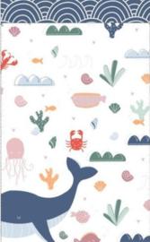 Kadozakje - Ocean Life - per 5 stuks (12x19cm)