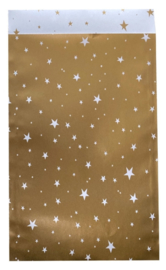 Kadozakje - Little Stars - per 5 stuks (12x19cm)