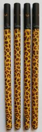 Pen - panter / leopard print