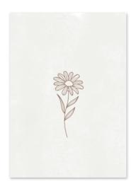 Kaart - Flower