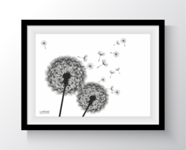 Kaart - Wish flowers