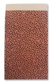 Kadozakje - Roest / Terra - per 5 stuks (12x19cm)