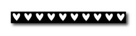 Masking tape - Big hearts