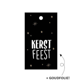 Label - Kerstfeest