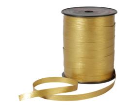 Lint - paperlook goud 10mm - 3m
