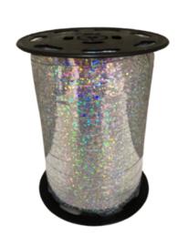 Lint - krullint holografisch 10mm - 3m