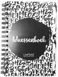Adresboekje - Adressenboek