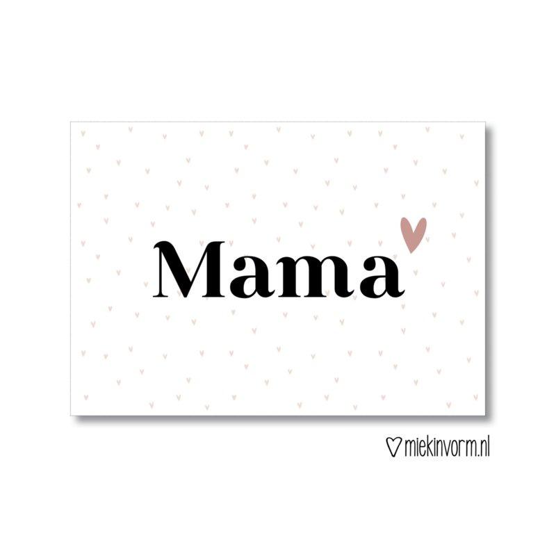 Kaart - Mama