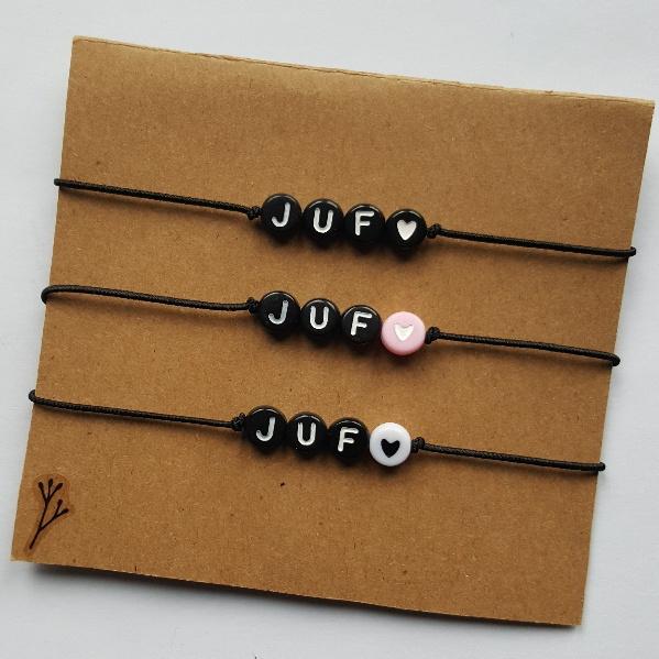 Armbandje - JUF