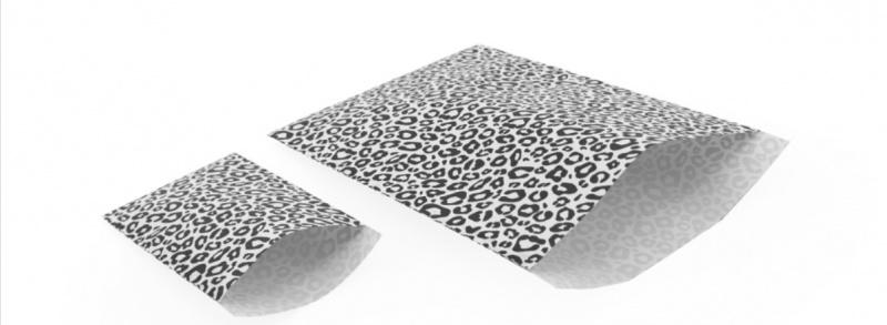 Kadozakje - Leopard - per stuk (17x25cm)