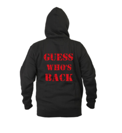 Hoodie Guess Who's Back