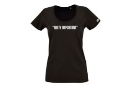 Dutchie T-shirt: Lekker Belangrijk