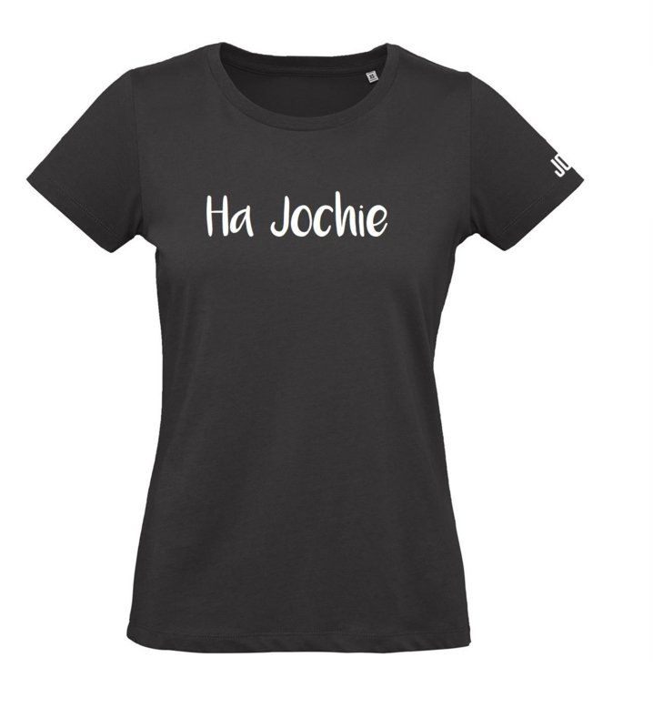 Tshirt Black Ha Jochie