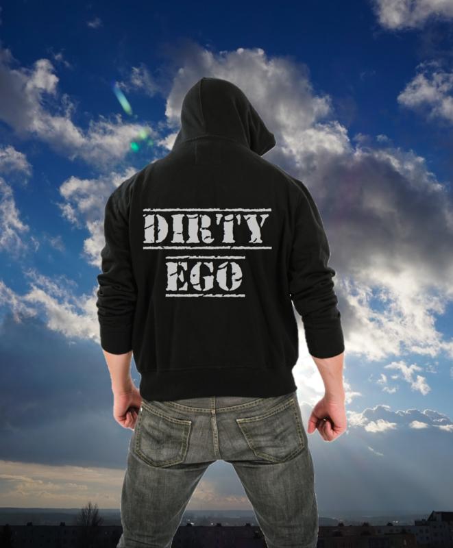Hoodie Dirty Ego
