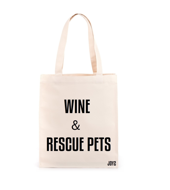 WINE AND RESCUE PETS