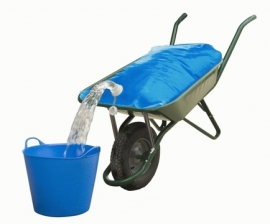 Waterzak H2Go voor kruiwagen