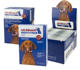 Milbemax Hond groot tabl.