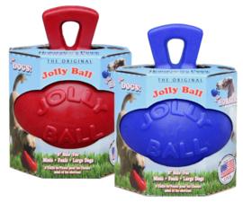 Jolly Ball 20cm Blauw Paard en Hond