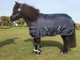 Hb 1419 Harry and Hector Pony Outdoor waterdichte regendeken 200 grams