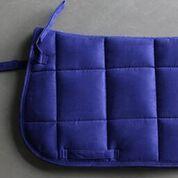 HB 624 Shetland puff pads royal blue