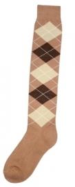 Kniekous RE l.bruin/beige/d.bruin 35-38