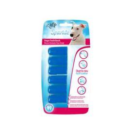 AFP Sparkle vinger tandenborstelset 6-pack