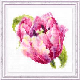 Borduurpakket Pink Tulit - Chudo Igla    ci-150-013