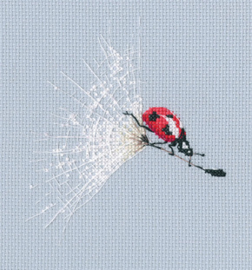 Borduurpakket On the Dandelion's Parachute - RTO    rto-m00756