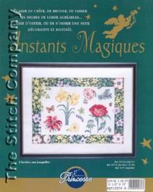 Borduurpakket L'herbier aux jonquilles - Princesse    vra-pr5374a