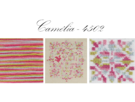 DMC Coloris - 4502 / Camélia