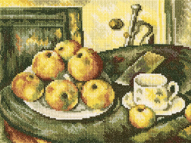 Borduurpakket Still Life With Apples - RTO    rto-m00411