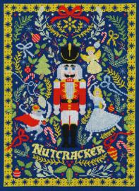 Borduurpakket Vesna Skornšek - The Christmas Nutcracker - Bothy Threads    bt-xx17