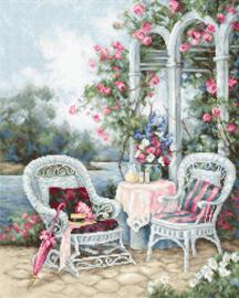 Borduurpakket Victorian Memories - Luca-S   ls-b2378
