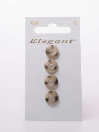 Knopen Elegant - Bruin / 853