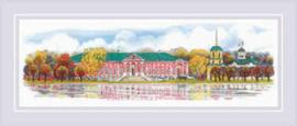 Borduurpakket Kuskovo Manor - RIOLIS  ri-1734