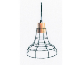 Borduurpakket Loft-Styled Lamp - RTO    rto-m00801